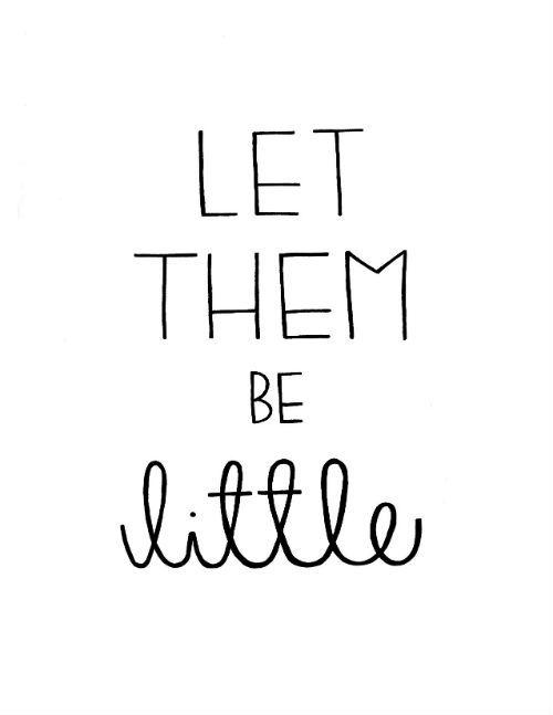 Let them.